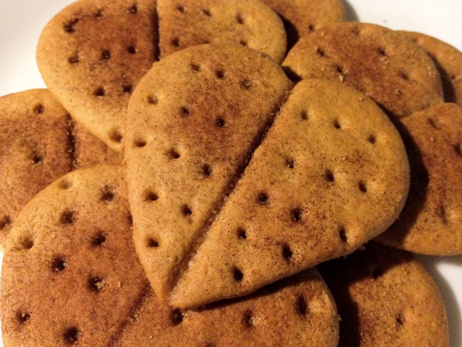 Cooking with Jax: Homemade Graham Crackers