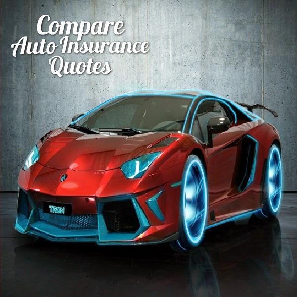 Auto Insurance Quotes Compare