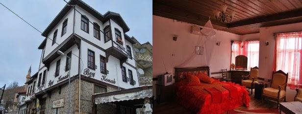 Beypazarı Bey Konak Pansiyon Otel