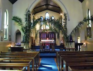 Photo of Palm Sunday at St Mary Magdalene's