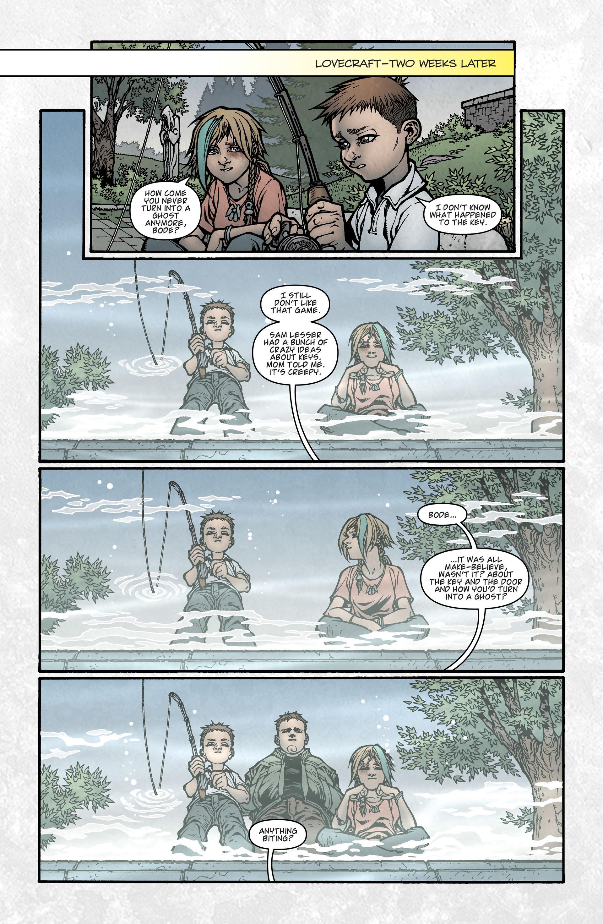 Locke & Key (2008) Issue #6 #6 - English 33