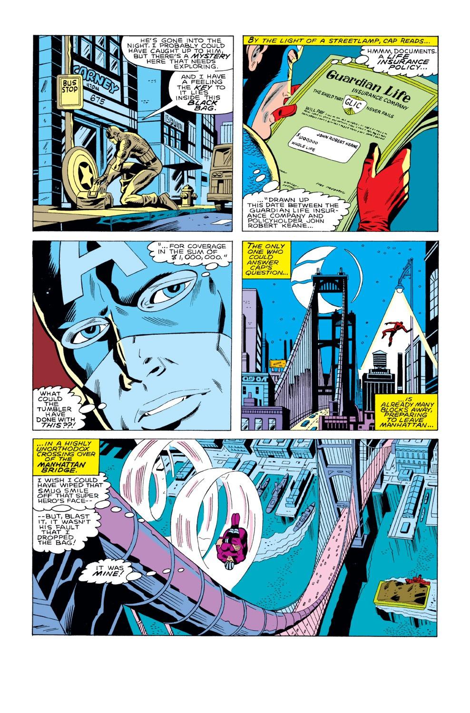 Captain America (1968) Issue #291 #207 - English 6
