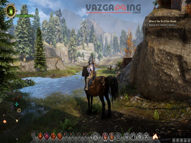 Dragon Age Inquisition Gameplay 1 vazgaming