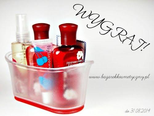 Rozdanie u Bazarek Kosmetyczny