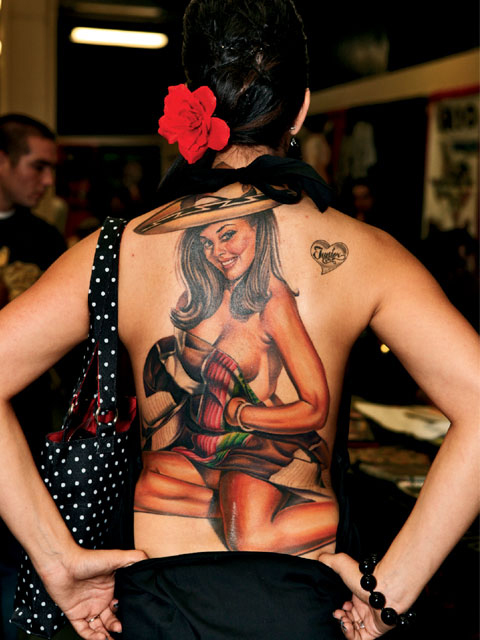 Womens Tattoos