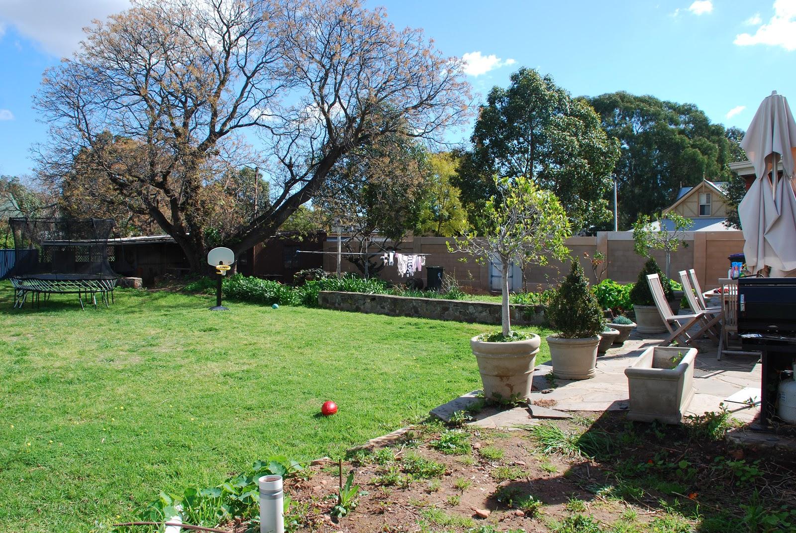 Adelaide villa the garden design for Landscape design adelaide