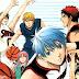 Mangá de Kuroko no Basket chega ao fim no Japão