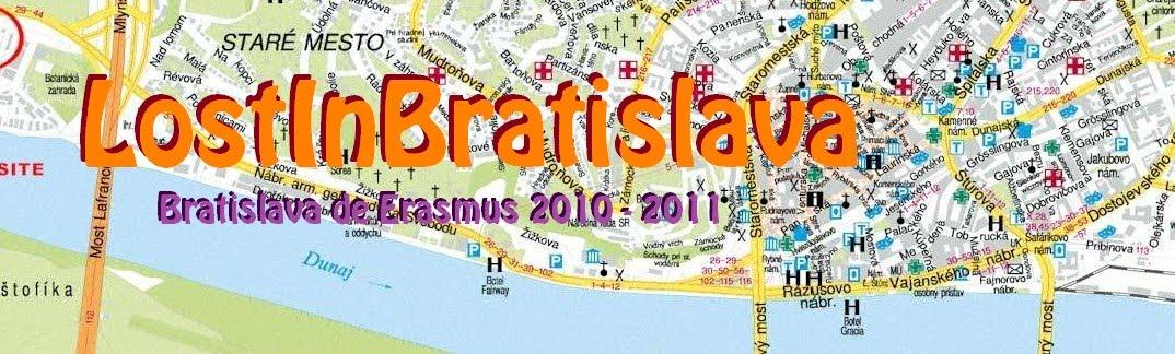 LostInBratislava