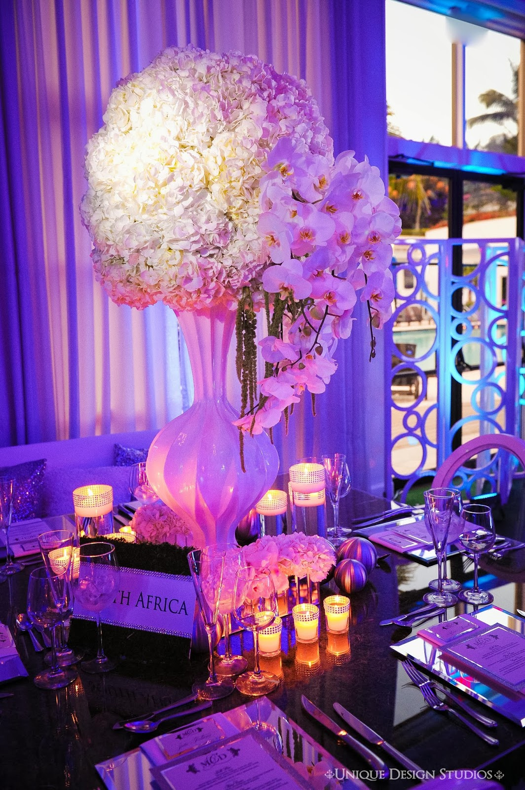 Celebrity wedding decor image collections wedding decoration ideas decor luxury tiffany cook events a destination wedding for an amazing monaco wedding design and planning by celebrity junglespirit Image collections
