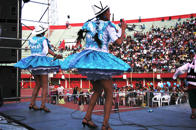 Música de Bolivia