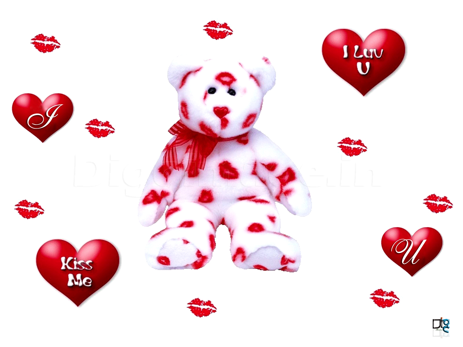 I Love You And Kiss You Valentines Day Cute Greetings And Orkut