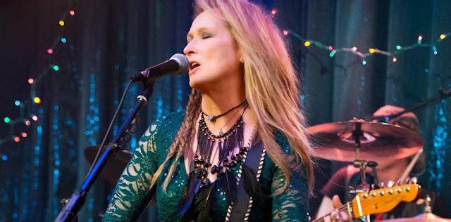 Meryl Streep é uma estrela do rock no trailer de Ricki and the Flash