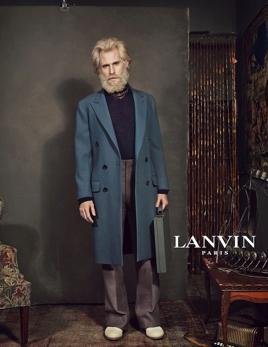 Fall/Winter 2012-2013 Menswear Campaigns