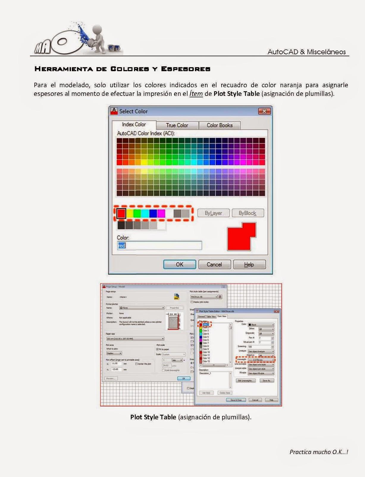 Descarga tutorial autocad 2014 en formato pdf autos post for Bajar autocad