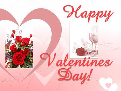 valentines - walk through life