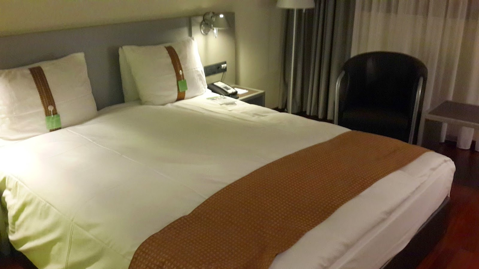 Holiday Inn Zurich Messe Reviews