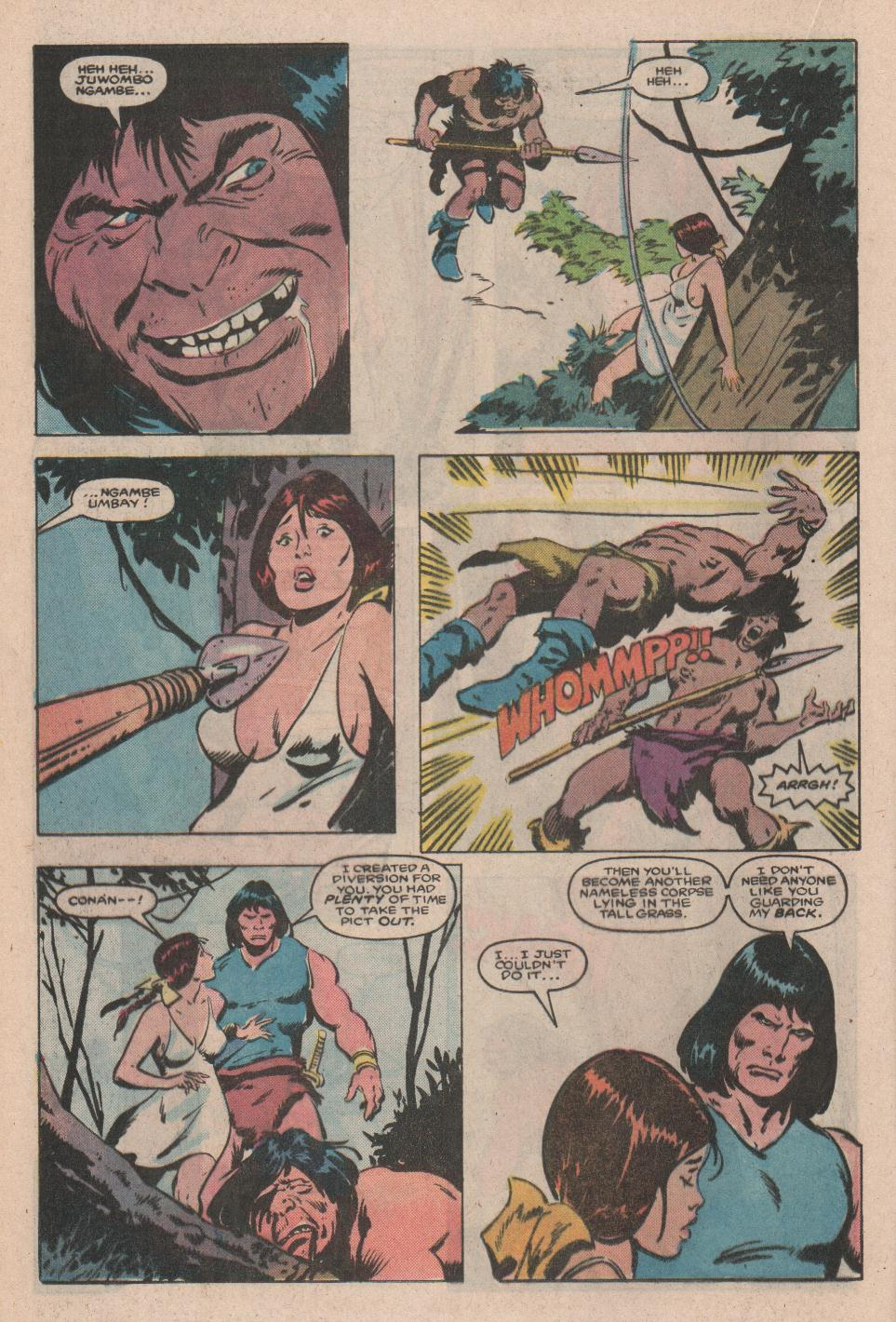 Conan the Barbarian (1970) Issue #172 #184 - English 15