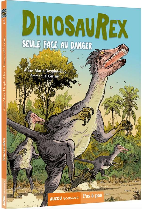 Dinosaurex : le tome 3 !
