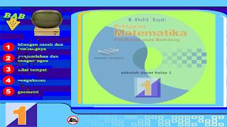 Media Pembelajaran Matematika Kelas 1 SD