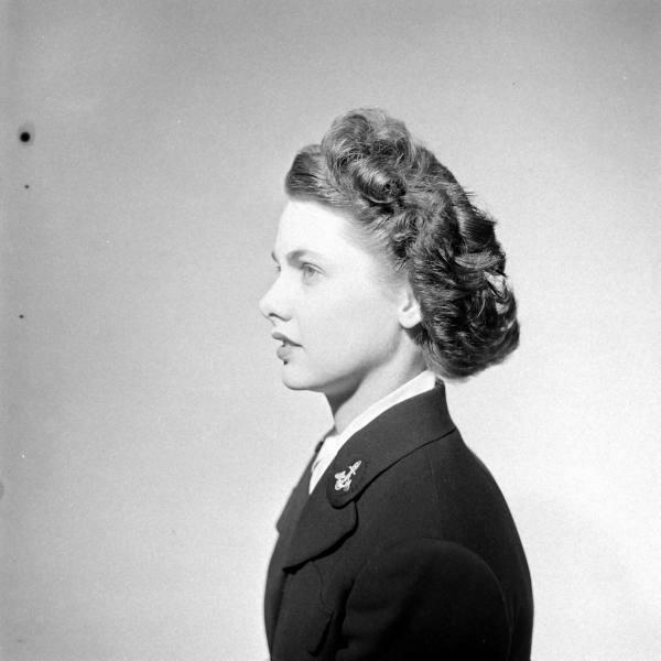 Прически женские 1941 год