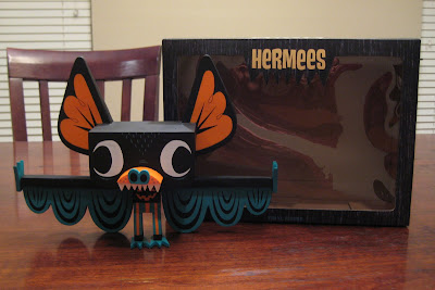 Trickster Edition Hermees Vinyl Figure by Gary Ham