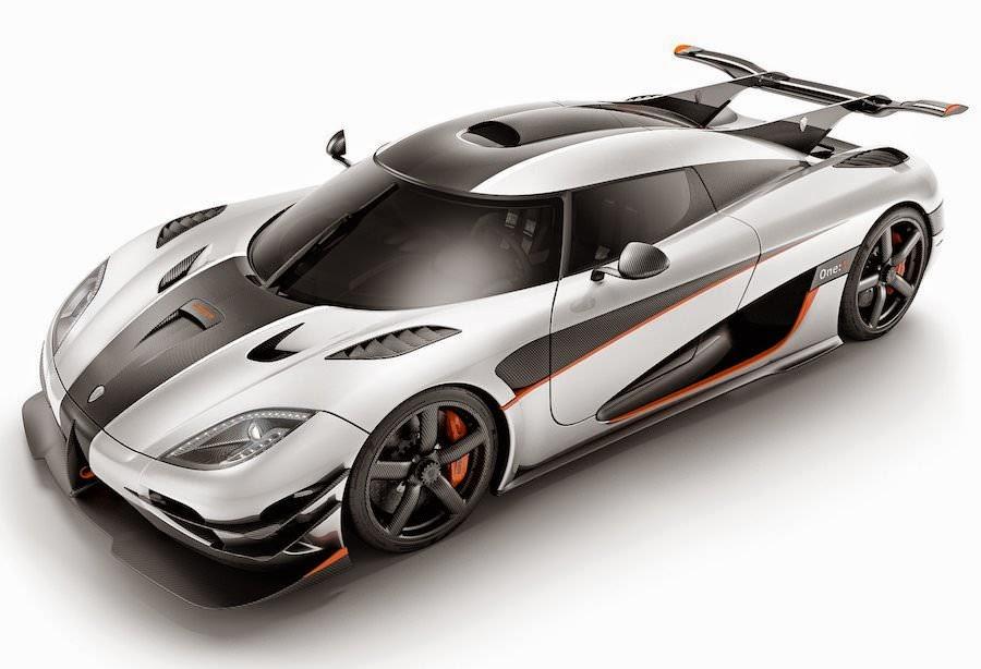 世界一高い価格の高級車 ケーニグセグOne