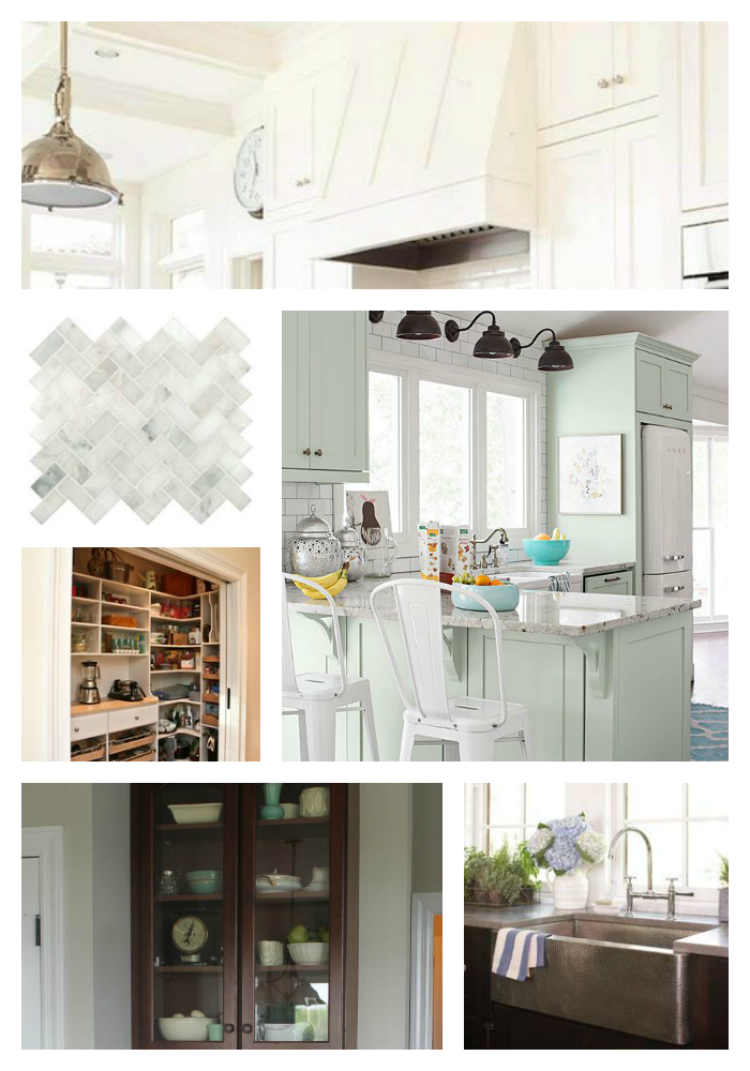Ever Emma Kitchen Inspiration Board