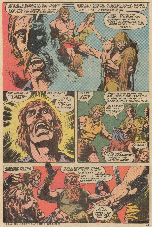 Conan the Barbarian (1970) Issue #69 #81 - English 14