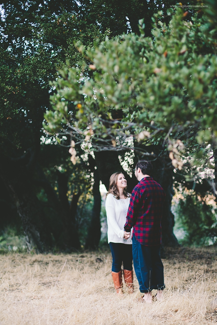 """San Francisco engagement photos"""