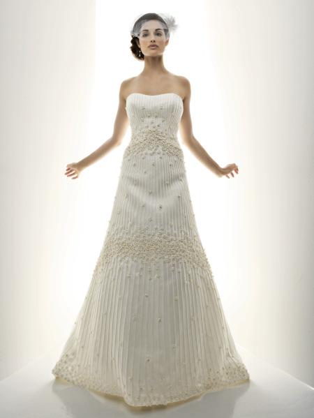 Wedding Dresses: Matthew Christopher Bridal Gowns