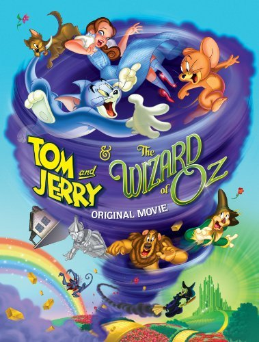 Tom Và Jerry Phù Thủy Xứ Oz - Tom And Jerry And The Wizard Of Oz