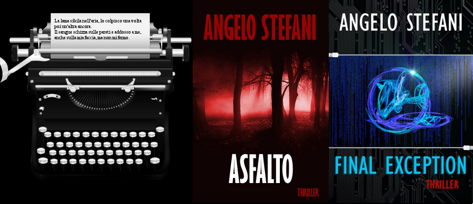 Angelo Stefani's Blog
