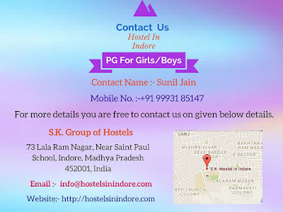 pg for girls in indore