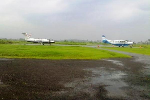 Bandara Blimbingsari, Banyuwangi, Jawa Timur. ZonaAero