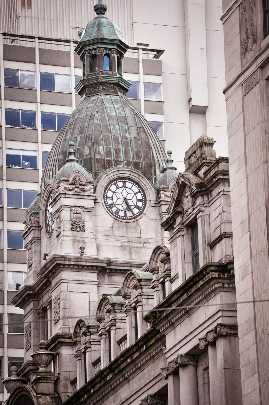 Ванкувер в деталях. Vancouver in details.