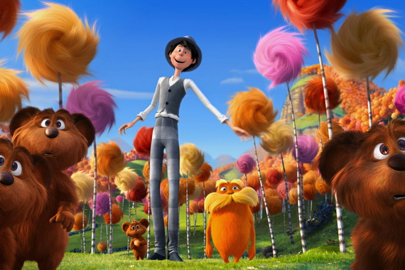 The Lorax, Photograph