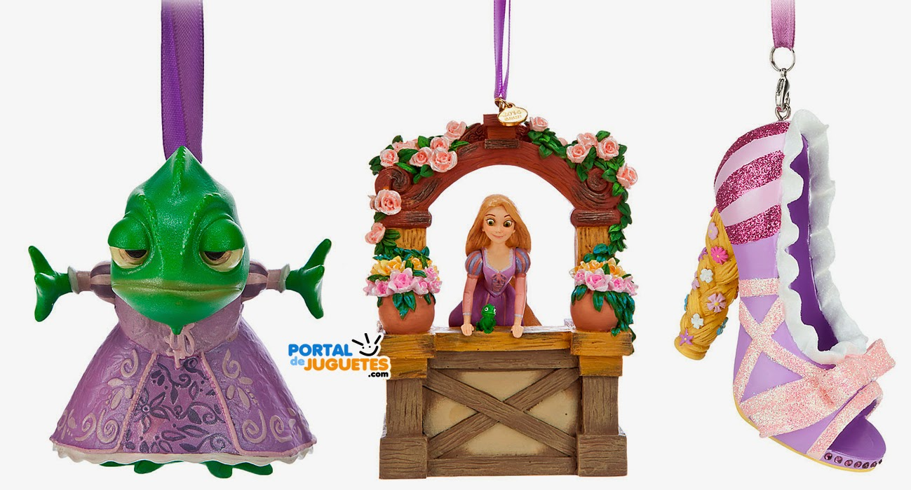 adornos navidad enredados disney store