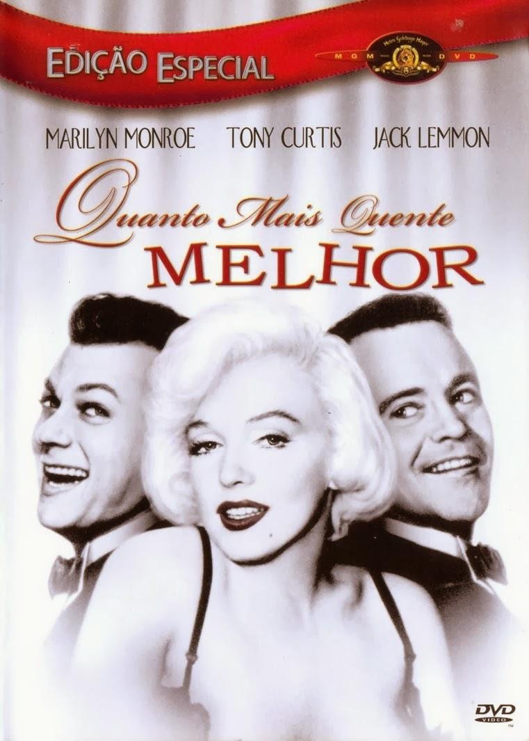 Quanto Mais Quente Melhor – Dublado (1959)