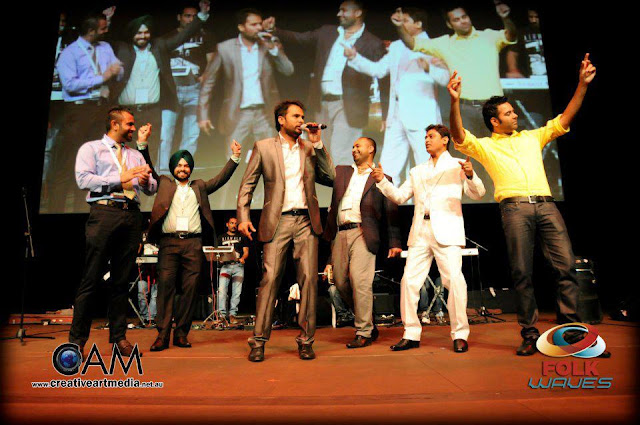 Amrinder Gill - Moments From The Melbourne Show 2012