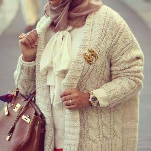 Manteau pour hijab