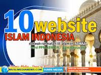 10 WEB ISLAMI TOP INDONESIA