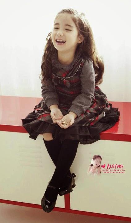 Aleyna Yilmaz anak kecil tercantik