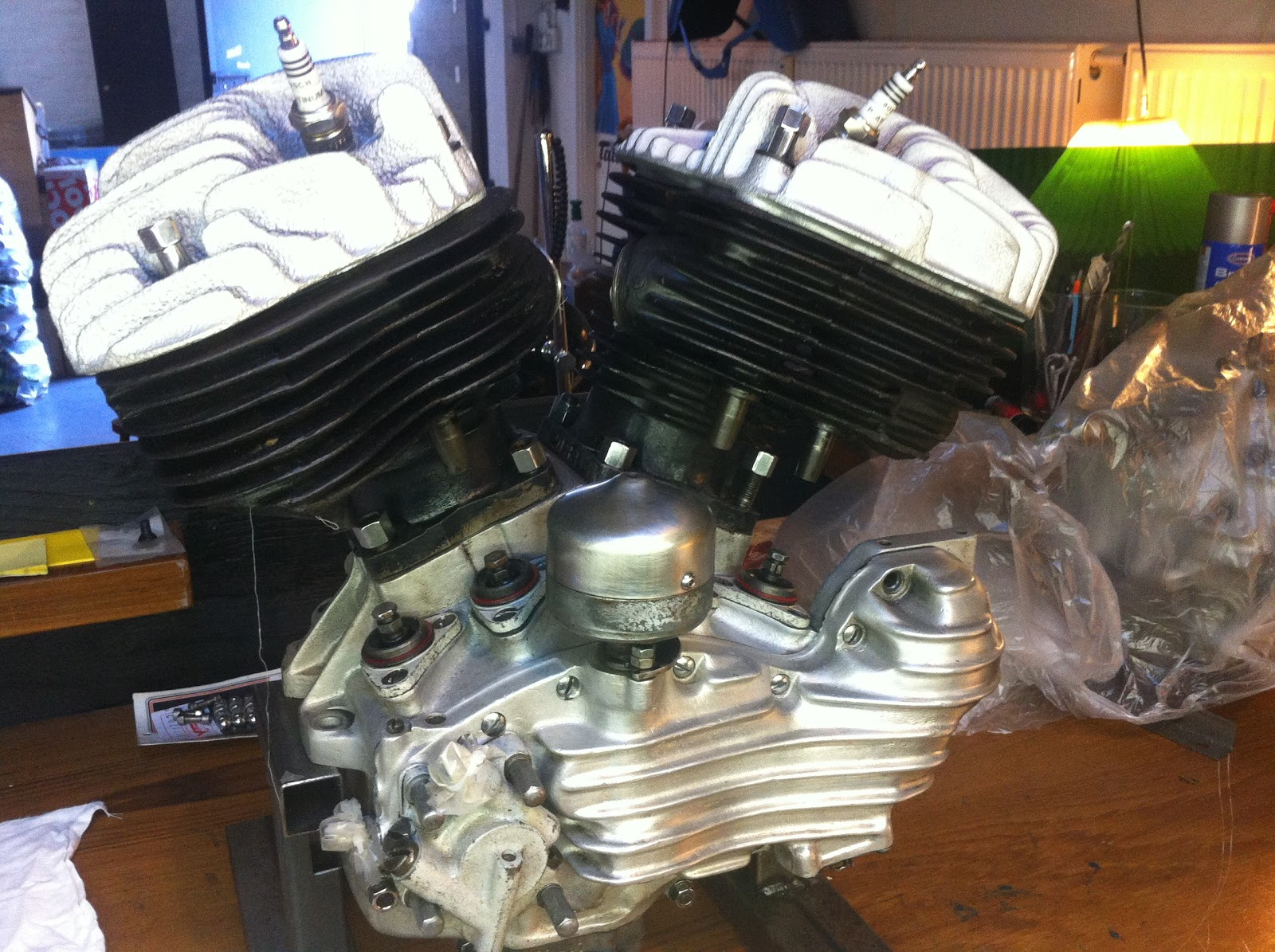 Harley Flathead Engine For Sale