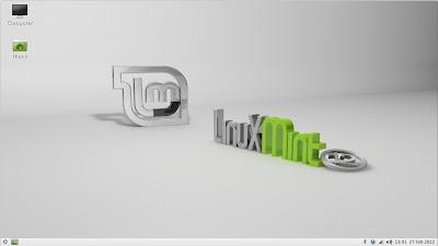 Linux Mint 12 LMDE