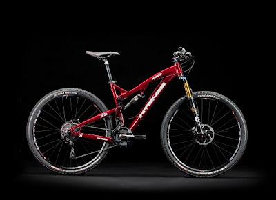 2013 Intense Cycles Spider 29er FS Bike