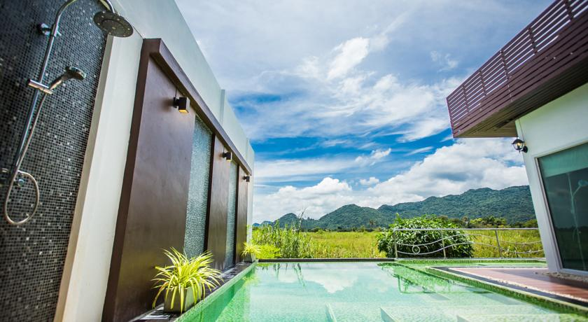 วิสต้า พูลวิลล่า กาญจนบุรี