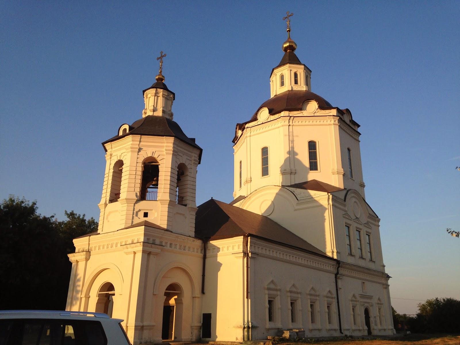 Преображенская-Церковь