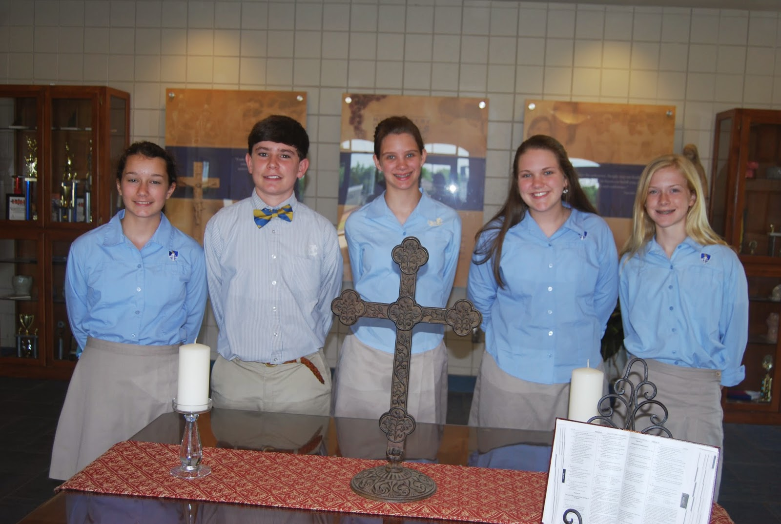 Montgomery Catholic's Talbot Receives Grand Recognition through Duke TIP Program 1