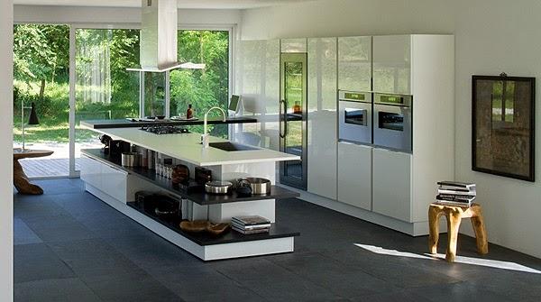 Cocinas Modernas: Consejos para los diseños de la Cocina