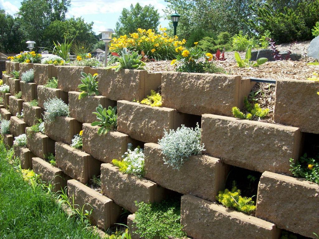 Crie Jardim Idéias para jardins  jardim vertical